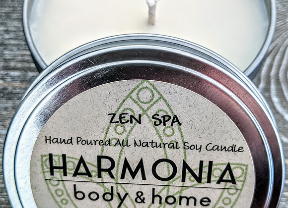 Zen Spa Candle