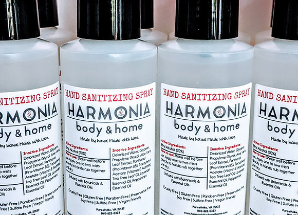 Hand Sanitizing Spray (Limit 5 per order)