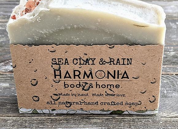 Sea Clay & Rain Soap