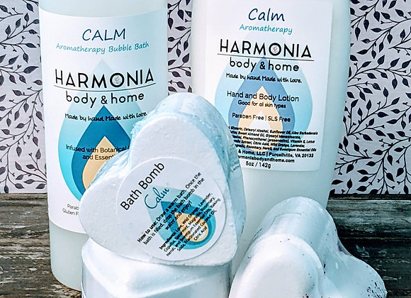 Calm Aromatherapy Collection