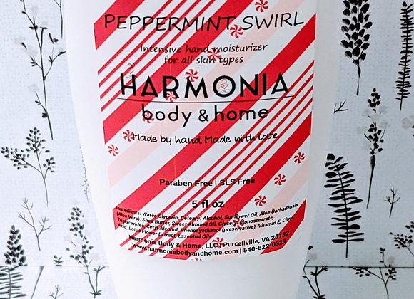 Peppermint Swirl Hand Lotion