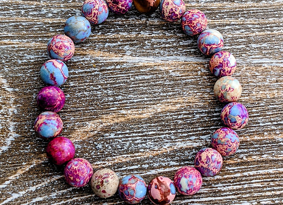 Galaxy Jasper Bracelet