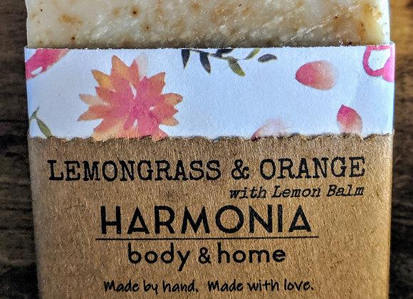 Lemongrass & Orange Soap