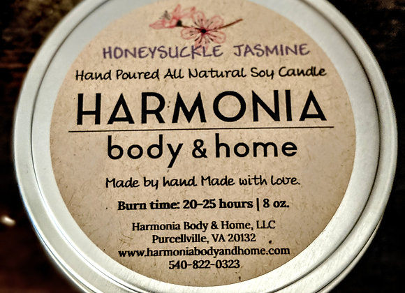 Honeysuckle Jasmine Candle