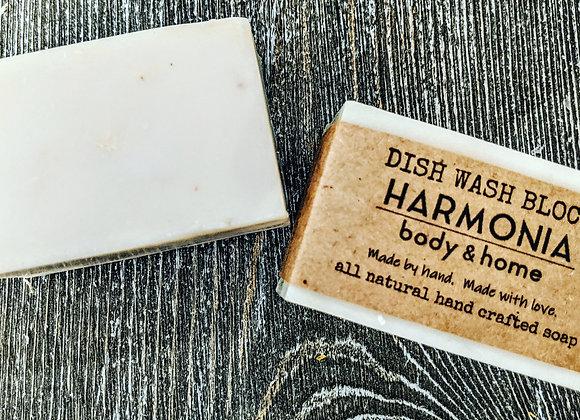 Dish Wash Block
