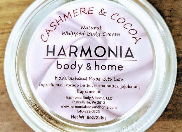 Cashmere & Cocoa Body Cream