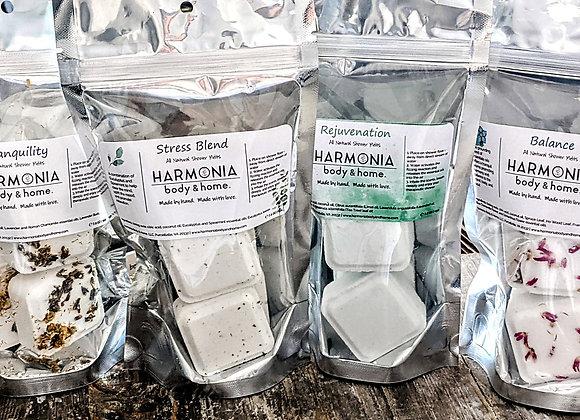 Aromatherapy Shower Melts (4 pack)