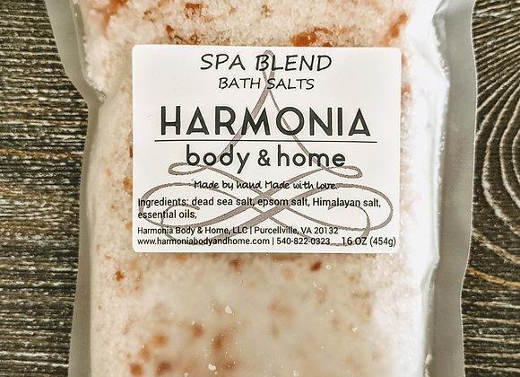 Spa Blend Salt Soak
