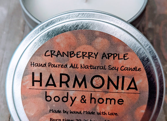 Cranberry Apple Candle