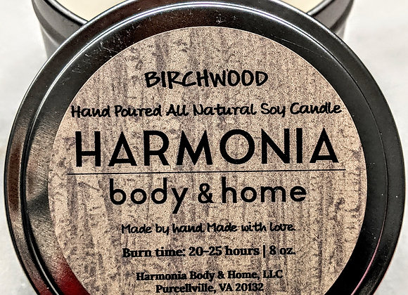 Birchwood Candle
