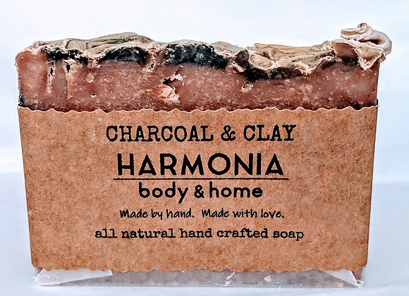 Charcoal & Clay Soap