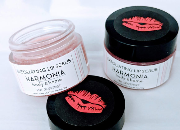 Exfoliating Lip Scrub