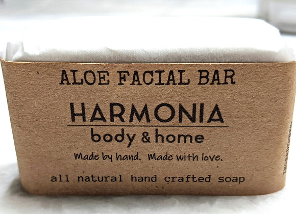 Aloe Facial Bar