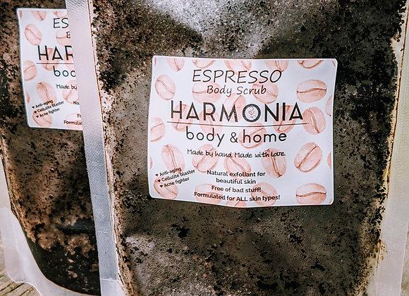 Espresso Body Scrub