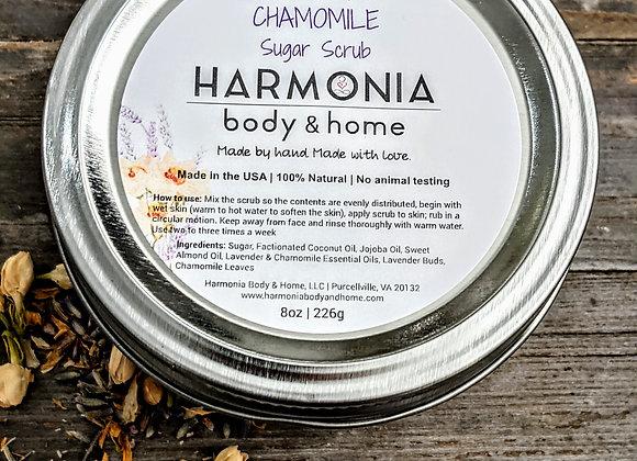 Lavender & Chamomile Body Scrub