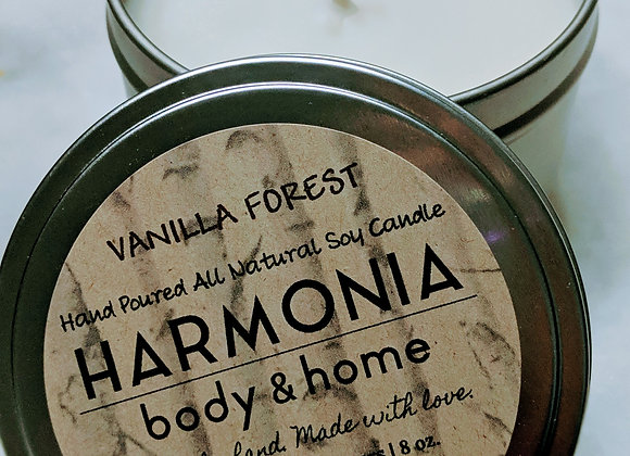Vanilla Forest Candle