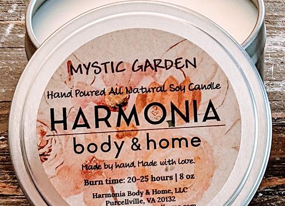 Mystic Garden Candle