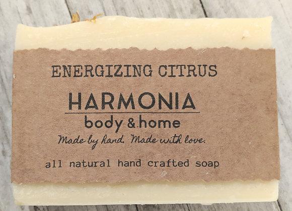 Energizing Citrus Soap