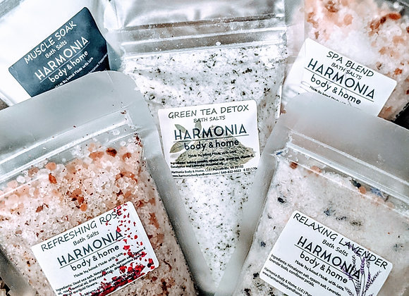 Bath Salts - Sample Pack