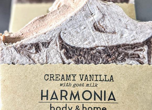 Creamy Vanilla Soap
