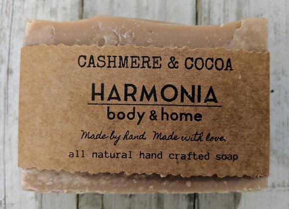 Cashmere & Cocoa Soap