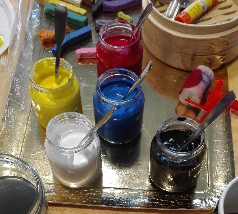 Les dernières nouvelles de l'Atelier des coloriés en images!