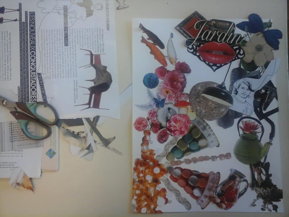 Stages d'expressions créatrices libres            L'atelier des coloriés