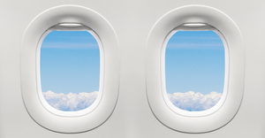 Air plane window - Buyer's Journey