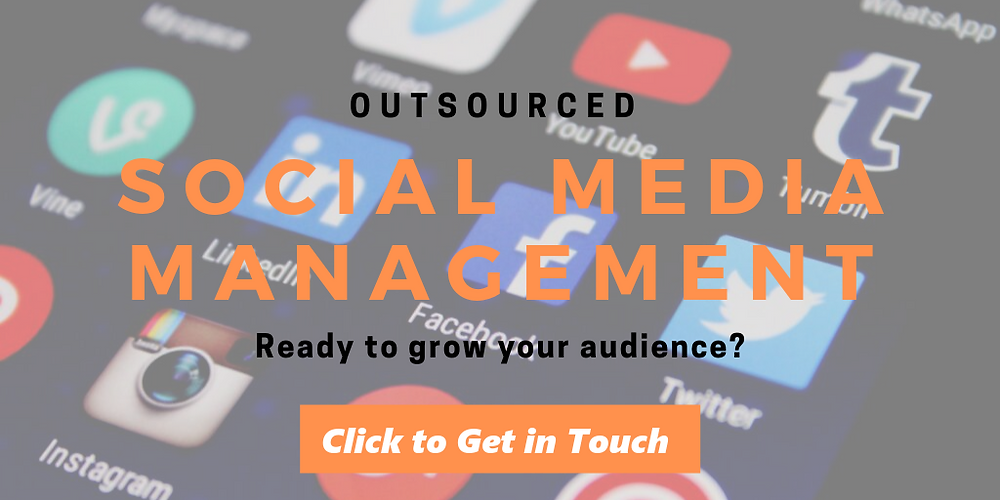 Outsourced Social Media Management