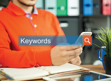 Improve Your Social Media Marketing with Using Keywords