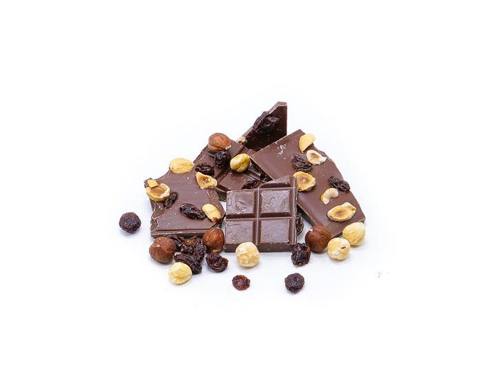 Hazelnut & Fruit Chocolate
