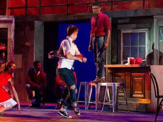 West Side Story - Glow Lyric