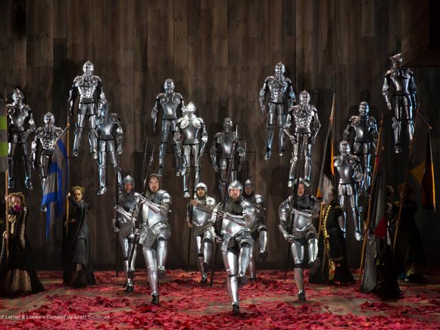 Camelot - Shakespeare Theatre Company