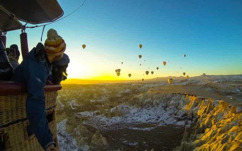 View of the Cappadocia