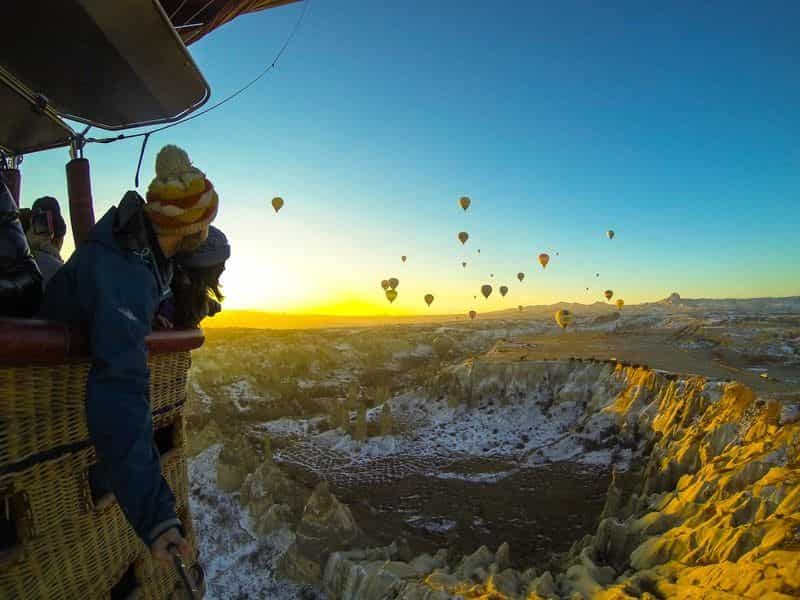 View of the Cappadocia