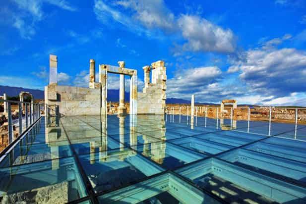Footsteps of Saint Paul