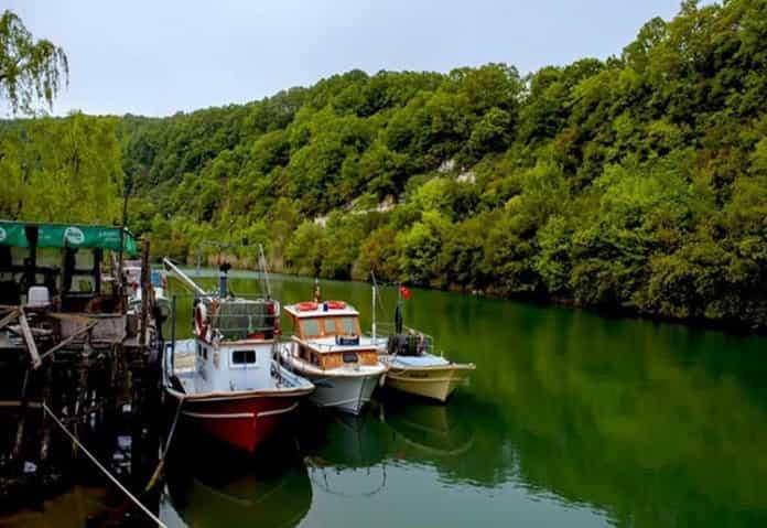 Agva River