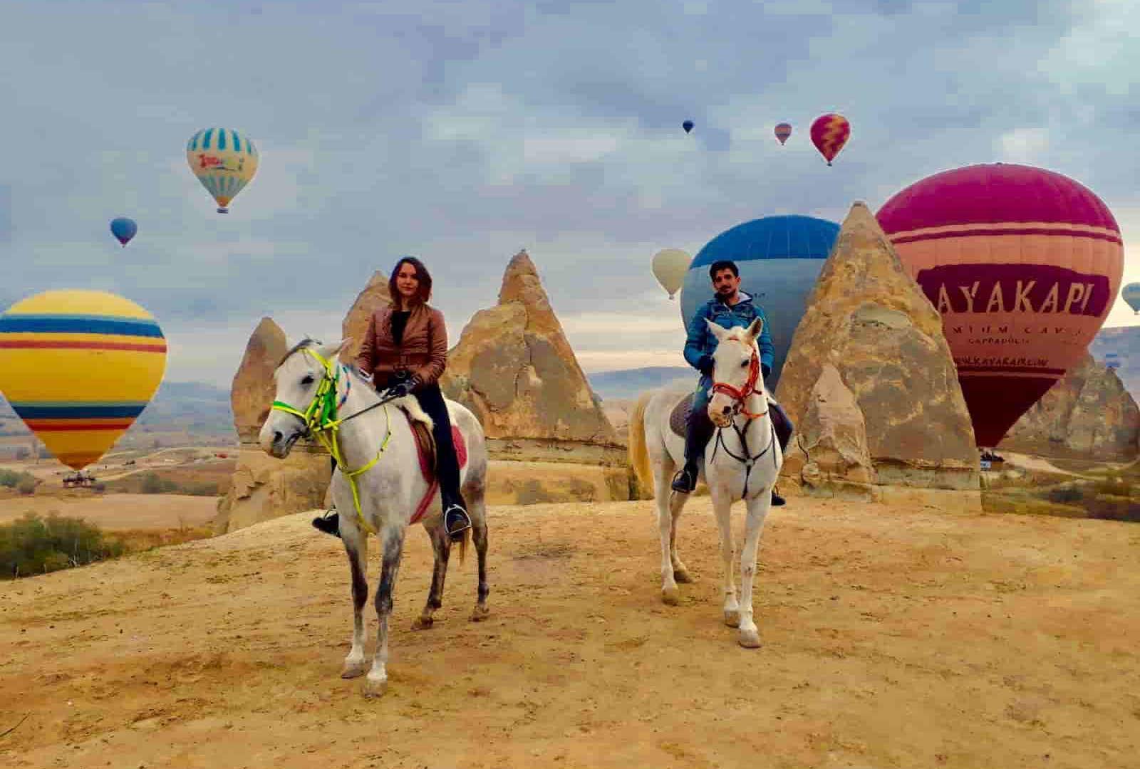 Cappadocia Horseback Riding