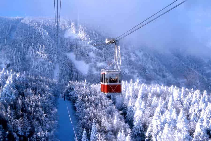 Bursa in Winter