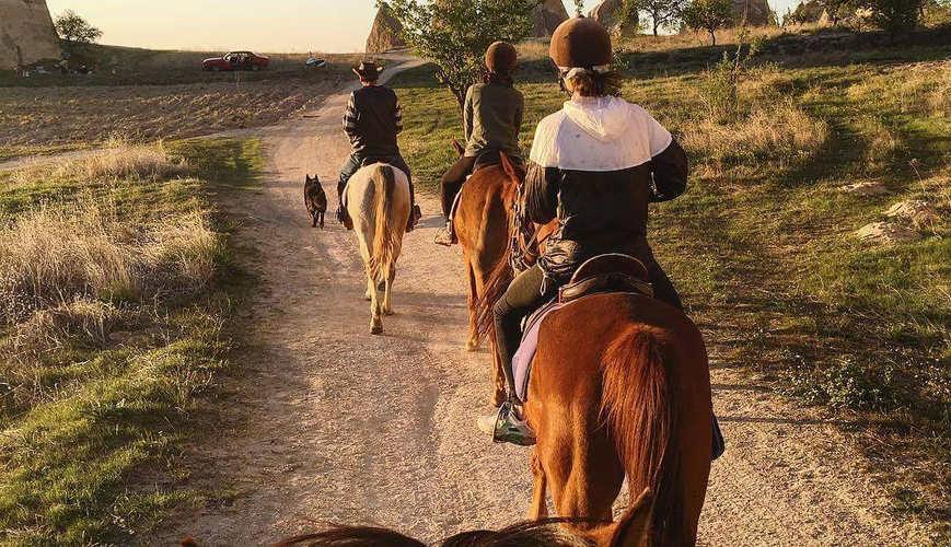 Horse Ride Cappadocia
