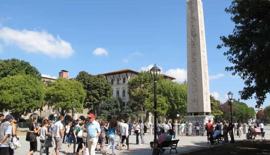 Hippodrome and Obelisks