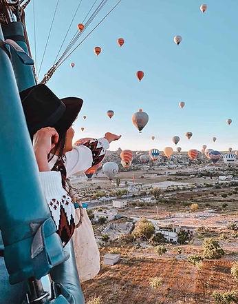 Viajes a Turquia desde Uruguay