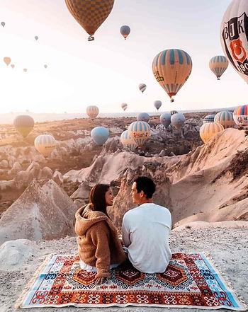 Viajes a Turquia desde Argentina