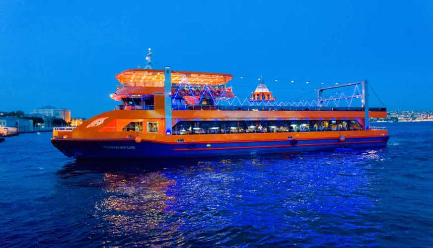 Dinner Cruise Istanbul