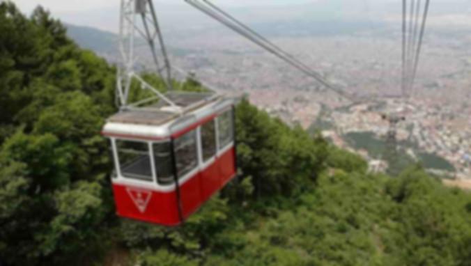 Bursa Day Trip Car Service from Istanbul