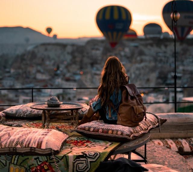 Dónde alojarse en Capadocia
