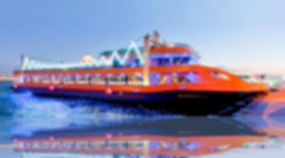 Crucero por el Bosforo con cena y espectaculo de danza del vientre