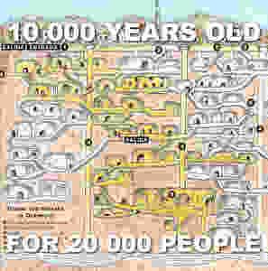Derinkuyu Underground City Map