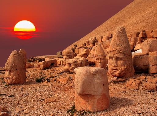 Monte Nemrut Turquía