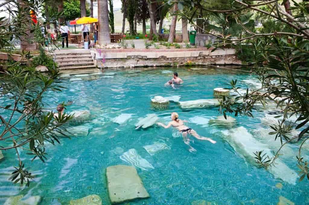 Cascade Pool